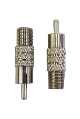Cablemaster F Dişi Rca Erkek Konnektör 10 Adet