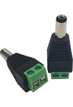 Cablemaster Erkek Balun Konnektör 10 Adet
