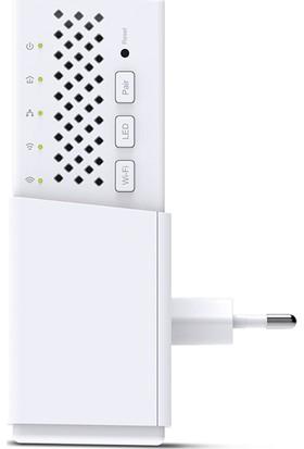 TP-Link TL-WPA7510 KIT AC Wi-Fi 750 Mbps Kablosuz 1000 Mbps Kablolu Gigabit Powerline