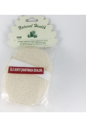 Natural Health Süngerli Kabak Lifi