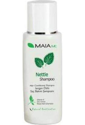 Maıa Isırgan Özlü Saç Bakım Şampuanı (Nettle Shampoo) 400Ml