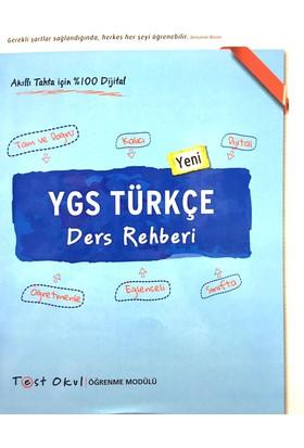 Ygs Türkçe Ders Rehberi (5 Fasikül)