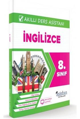 Teog İngilizce Akıllı Ders Asistanı 8. Sınıf