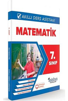 Asistan Yayınları Matematik Akıllı Ders Asistanı 7. Sınıf