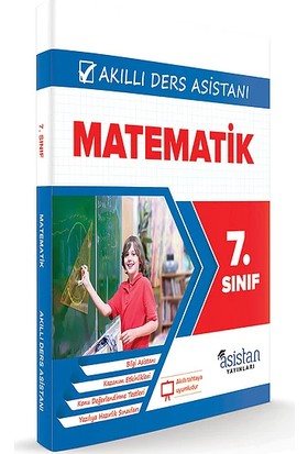 Matematik Akıllı Ders Asistanı 7. Sınıf