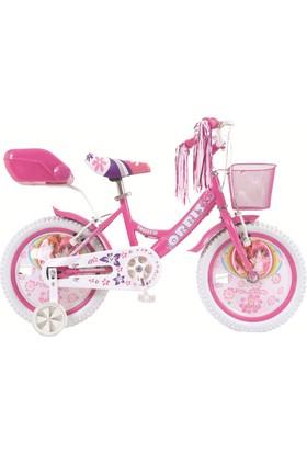 """Orbis Tweety 16"""" Pembe Çocuk Bisikleti"""