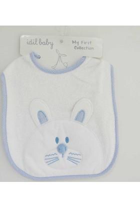 İdilbaby 7768 Bebek Mama Önlüğü