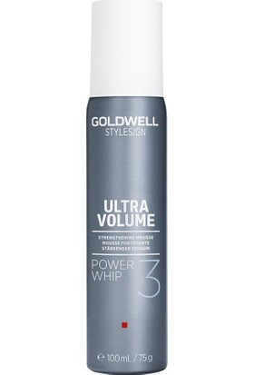 Goldwell Stylesign Power Whip - Hacim Veren Saç Köpüğü 100 ml