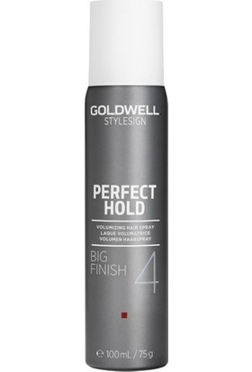 Goldwell Stylesign Big Finish - Sabitleyici Saç Spreyi 100 ml