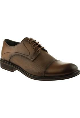 Alisolmaz 1237 Bağlı Günlük Taba Erkek Ayakkabı