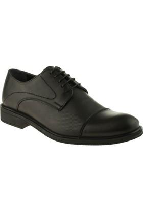 Alisolmaz 1237 Bağlı Günlük Siyah Erkek Ayakkabı