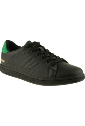 Jump 16306 Casual Bağlı Siyah Kadın Spor Ayakkabı