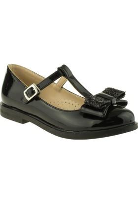 Vicco 913.V.391 Fiyonlu Çocuk Siyah Çocuk Ayakkabı