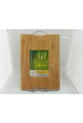 Unev Bambu Büyük Kesme Tahtac