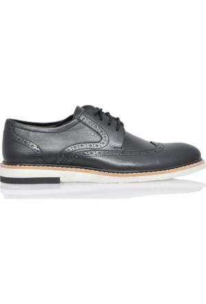 UK Polo Club P74950 Erkek Günlük Ayakkabı - Siyah