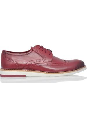 UK Polo Club P74950 Erkek Günlük Ayakkabı - Bordo