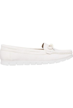UK Polo Club P64920 Kadın Günlük Ayakkabı - Beyaz