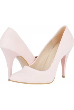 Tübu Kadın Topuklu Ayakkabı