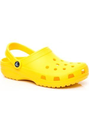 Crocs Classic Sarı Terlik 10001.7C1