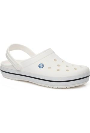 Crocs Crocband Beyaz Terlik 11016.100