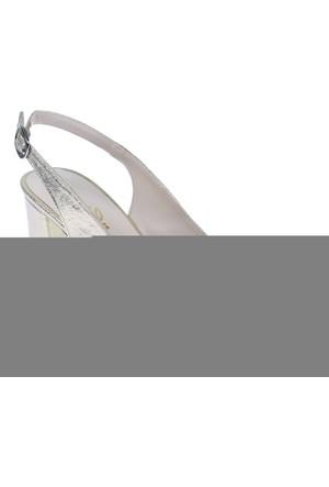 Shalin Alçak Ökçe Kadın Ayakkabı-Bşk 1030-Dore
