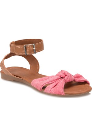Miss F DS17045 Pembe Kadın Sandalet