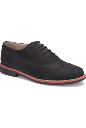 Garamond PRG-6 M 6683 Siyah Erkek Ayakkabı