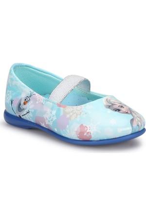 Frozen 90457T Mint Kız Çocuk Babet