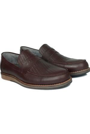 Kalahari 737004 041 232 Erkek Kahve Ayakkabı