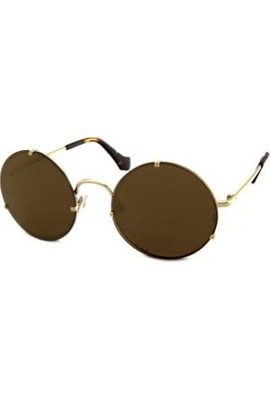 Balenciaga BA00865533G Kadın Güneş Gözlüğü