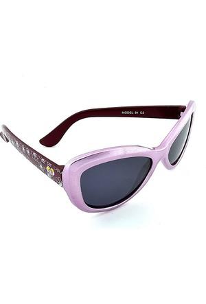 Hello Cindy 2-6 Yaş 91 C2 Polarize Çocuk Güneş Gözlüğü