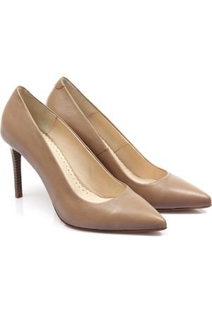 Gön Deri Kadın Ayakkabı 12016