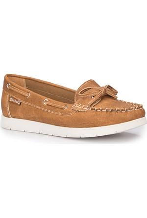 Dockers By Gerli 220725 Camel Kadın Loafer Ayakkabı