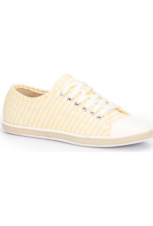 Polaris 71.310051.Z Sarı Kadın Sneaker Ayakkabı