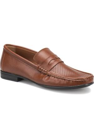 Flexall Zum-1 M 1618 Taba Erkek Klasik Ayakkabı