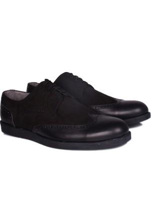 Kalahari 737112 041 018 Erkek Siyah Günlük Ayakkabı