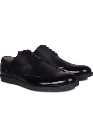 Kalahari 737112 041 025 Erkek Siyah Günlük Ayakkabı