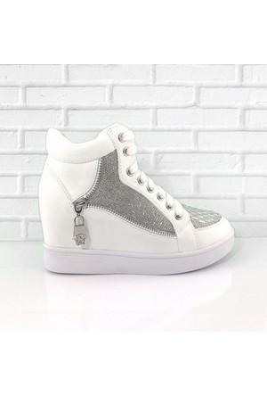 Guja Gizli Topuklu Kadın Ayakkabı 17Y122 10 03