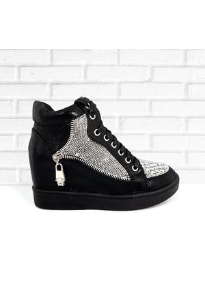 Guja Gizli Topuklu Kadın Ayakkabı 17Y122 10 02