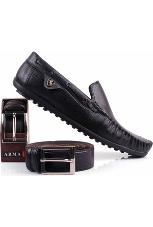 Detector Shoe Collection Kemer Hediyeli Rok Erkek Ayakkabı