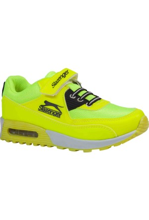 Slazenger Flex Çocuk Spor Ayakkabı Yellow