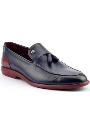 Pierre Cardin 7913D Günlük %100 Deri Casual Ortopedik Erkek Ayakkabı