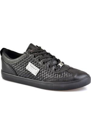 Freeland Casuel Siyah Erkek Günlük Ayakkabı