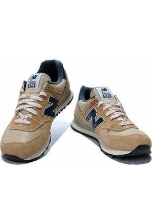 New Balance 574 Spor Ayakkabı WL574VBN