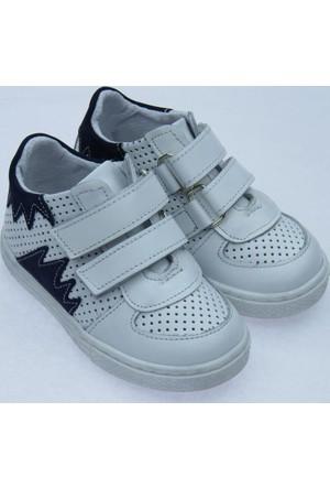 Teo Erkek Çocuk Deri Delikli Ayakkabı