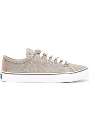 U.S. Polo Assn. Kadın Fara-Int Sneaker Ayakkabı Gri