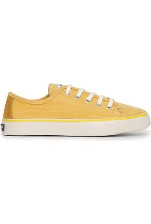 U.S. Polo Assn. Kadın Harper-Int Sneaker Ayakkabı Hardal