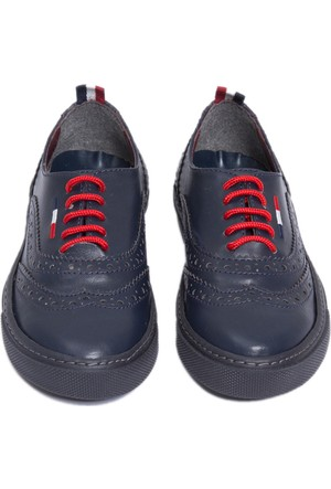 U.S. Polo Assn. Erkek Çocuk K6Forte Ayakkabı Lacivert