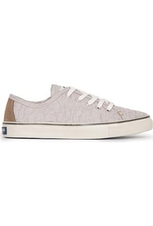 U.S. Polo Assn. Kadın Lucas-Int Sneaker Ayakkabı Gri