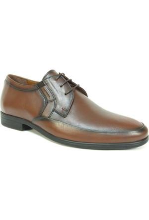 Fastway 2052 Kahve Bağcıklı Erkek Ayakkabı